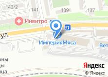 Компания «Банкет Холл Виктория» на карте