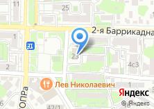 Компания «Донгаздобыча» на карте