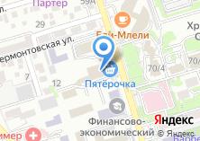 Компания «Ваш домашний кабинет» на карте