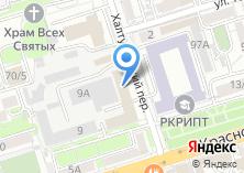 Компания «ГЭНДАЛЬФ» на карте