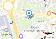 Компания «ЗооСити» на карте