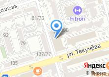 Компания «Байер» на карте