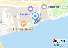 Компания «Подводная братва» на карте