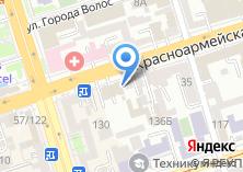 Компания «Красноармейский» на карте