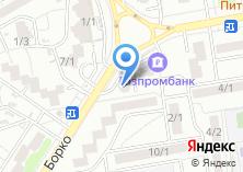 Компания «Объединение застройщиков» на карте