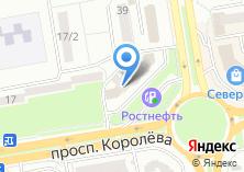 Компания «ЮГАГРОТЕХ» на карте