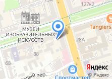 Компания «ДонФАО» на карте