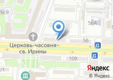 Компания «Кирпич Фаворит» на карте
