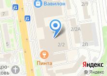 Компания «Российский фарфор» на карте