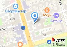 Компания «Молодежная приемная» на карте
