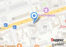 Компания «Союз застройщиков» на карте