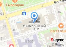 Компания «Белый рояль» на карте