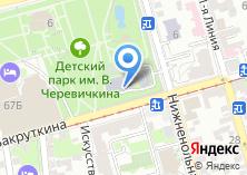 Компания «ХимЭлектронПромСервис» на карте