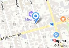 Компания «Агрокомснаб» на карте