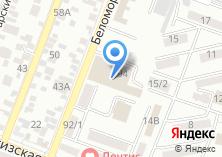 Компания «Фармацевт» на карте