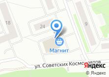 Компания «Крендель» на карте