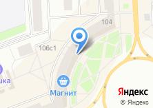 Компания «Помощник» на карте