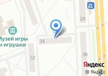 Компания «Консультативно-диагностический центр» на карте