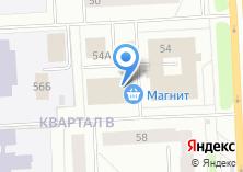 Компания «Северпласт» на карте