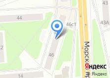 Компания «МИСС» на карте