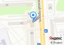 Компания «МЕБЕЛЬ МИРА» на карте