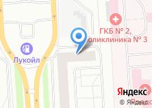 Компания «Альфа-Банк Архангельский филиал» на карте