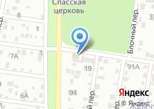 Компания «Ростовское Море» на карте