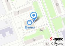 Компания «Аптека29.ру» на карте