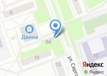 Компания «Винлаб» на карте