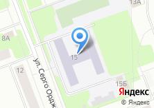 Компания «Одномандатный избирательный округ для проведения выборов депутатов областного собрания №13» на карте