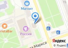 Компания «Аквариум» на карте