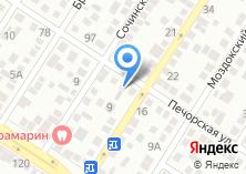 Компания «Энергоспецмонтаж» на карте