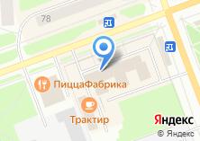 Компания «Федерация смешанного боевого единоборства ММА Архангельской области» на карте