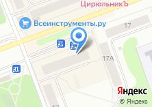 Компания «Русская обувь» на карте