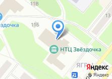 Компания «ORLAST» на карте