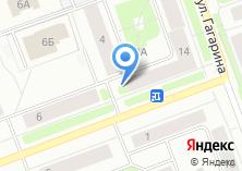 Компания «Фирменный хлеб» на карте
