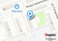 Компания «Участковый пункт полиции Отдел полиции №14 Управление МВД России по г. Северодвинску» на карте