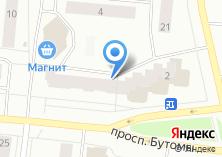 Компания «Магазин крепежных изделий и замков» на карте