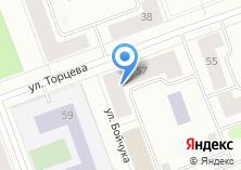 Компания «Нотариус Зебзеева Р.Н» на карте