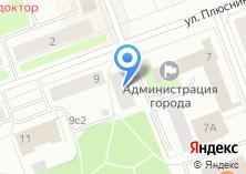 Компания «Архангельский региональный оператор по ипотечному жилищному кредитованию» на карте