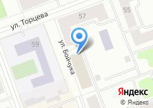 Компания «Участковый пункт полиции №8» на карте