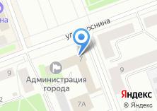 Компания «ФЁСТ» на карте