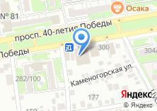 Компания «DISKONT MEBEL» на карте