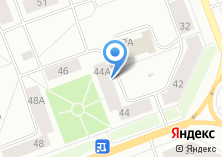 Компания «Golden Line» на карте