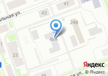 Компания «Отдел надзорной деятельности г. Северодвинска» на карте