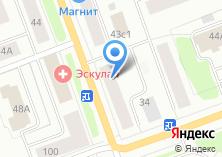 Компания «Серебряный дождь» на карте