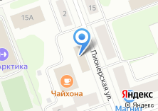 Компания «Лимпопо сеть зоомагазинов» на карте
