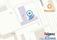 Компания «Профессиональное училище №21» на карте