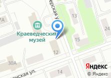 Компания «Мировые судьи г. Северодвинска» на карте