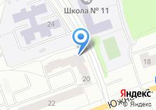 Компания «ИНФОРМ СР» на карте